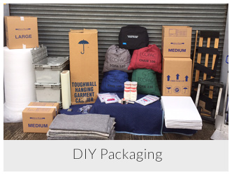 Contact us for DIY packing before your Office or Home Removal